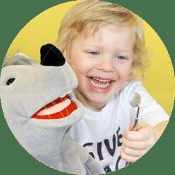 Vorsorge für gesunde Milchzähne - Zahnprophylaxe